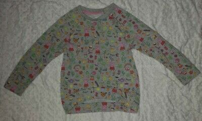 Next Girls 2-3 years Peppa Pig Sweatshirt Jumper