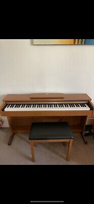 Yamaha Clavinova CLP320 Full size Digital Piano 88 key weighted keyboard+stool