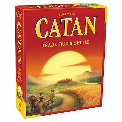 Brand New Catan The Board Game
