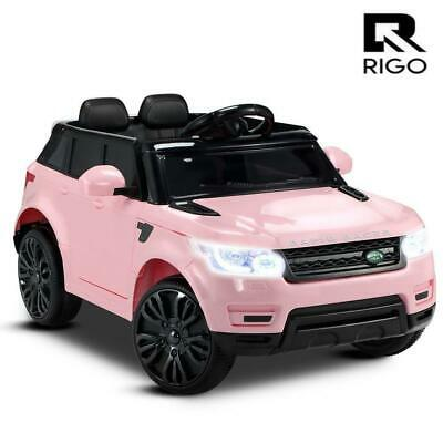 RETURNs Rigo Kids Ride On Car 12V Electric Toys Battery w/ Remote MP3 LED Lights