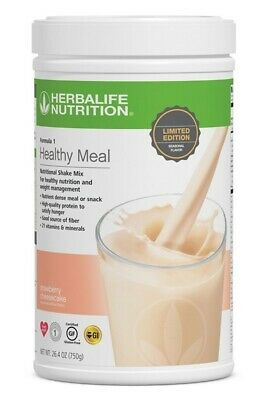 New 1X Herbalife Formula 1 Healthy Meal Shake Mix (All Flavors Avaliable)