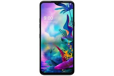 LG G8X ThinQ LMG850UM9 - 128GB - Black (Sprint) (Single Screen) A unlocked