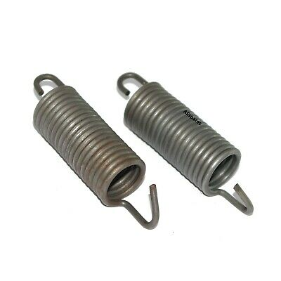 New Pair Brake Pedal Return 55mm Spring 2 Units Ford New Holland Tractors CDN