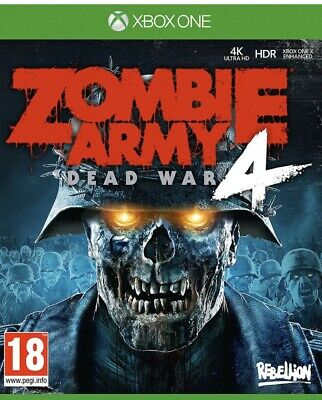 Zombie Army 4 Xbox One No Cd No Key
