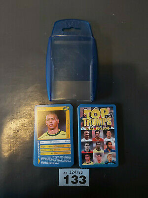 World Football Stars Top Trumps game (133b)