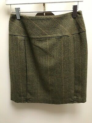 Joules Aggie Mr Toad Skirt Size 16