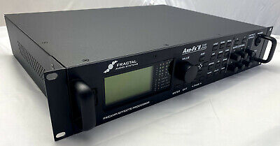 Fractal Audio Axe FX II XL - Excellent Condition - FREE SHIPPING!