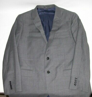 NWT J Crew Ludlow Slim-fit Suit Jacket 46L Double Vent in Italian Worsted Wool