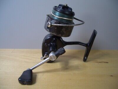 Carrete pesca MITCHELL 358 PRINCE  Moulinet ancien Old spinning reel fishing