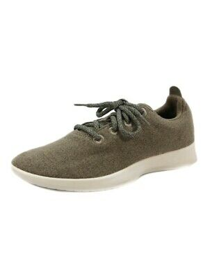 Allbirds Men's Wool Runners Natural Tan/White Sole Comfort Shoes 9M NW/OB