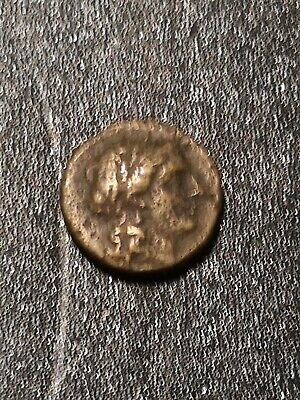ANTIOCHUS IV Ancient Greek Coin 175 - 164 BC Seleucid King