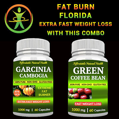 Garcinia Cambogia And Green Coffee Bean Extra Fast Weight Loss