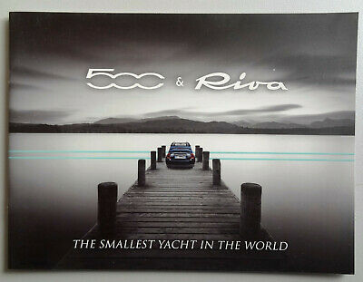 V16104 FIAT 500 RIVA - CATALOGUE - 07/16 - 21x28 - B FR