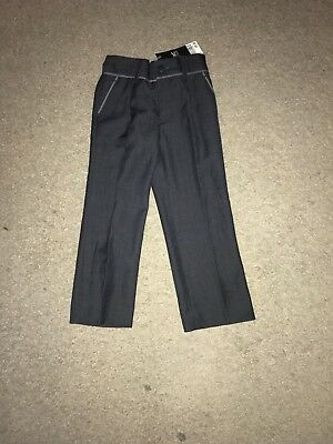 Brand new with tags boys trousers age 4 years