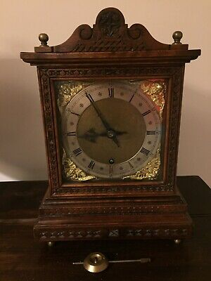 Winterhalder & Hofmeier Bracket/mantel Clock