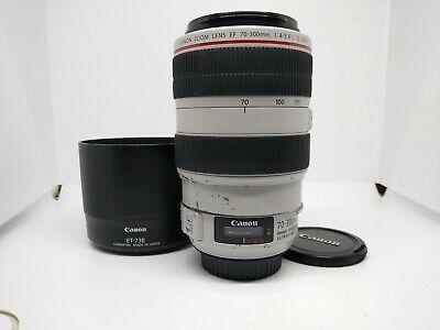 Canon EF 70-300 mm f 4.5-5.6 L IS USM