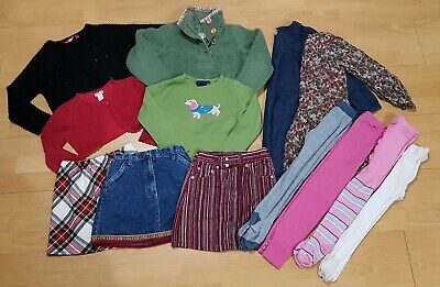 Girls Age 5-6 Clothes Bundle Joules Boden H&,M Monsoon Zara Gap Dress Skirt Top