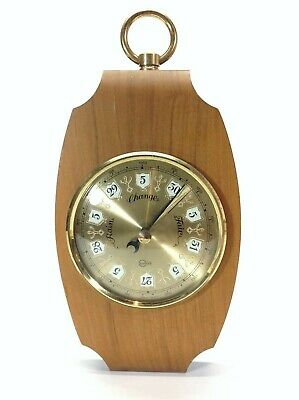 Vintage Retro German Made Barometer
