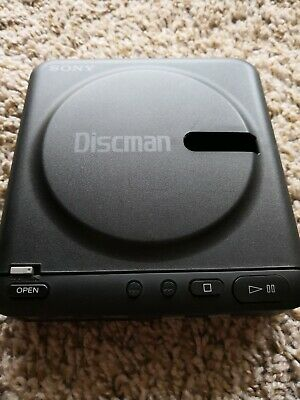 Sony Discman D2 D-2 TESTED AND WORKING