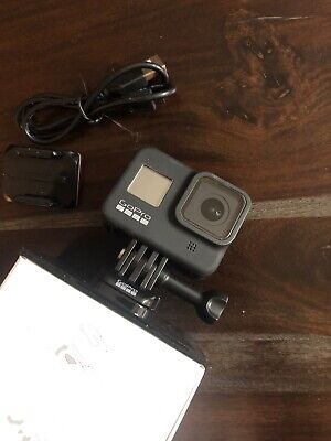 GoPro Hero8 Black Waterproof Digital Action Camera -Black-CHDHX801. NO BATTERY