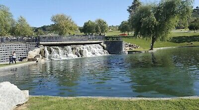 Rose Hills Beautiful Waterfall View Lakeside Plot In Sold Out Section $6,600
