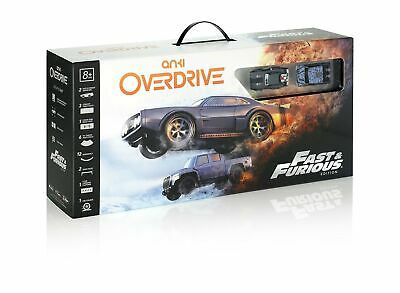 Anki Overdrive: Fast & Furious Edition Standard Packaging
