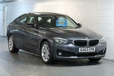2013 BMW 3 Series Gran Turismo 2.0 318d Sport GT (s/s) 5dr