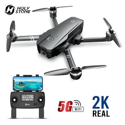 Holy Stone HS720 Foldable RC Drone with HD Camera 4K 5G Brushless GPS Quadcopter