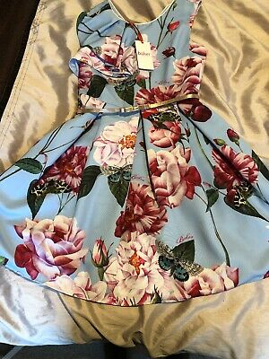 Girls Ted Baker Dress Age 13 Brand New With Tags
