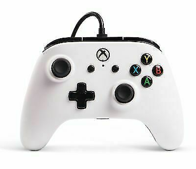 PowerA 1506928 Enhance Wired Controller for Xbox One - White