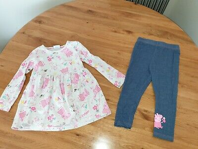 Girls age 2-3 Peppa Pig Outfit