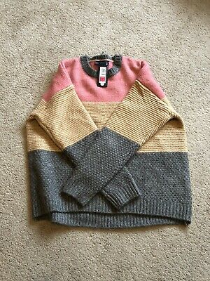Marks and Spencer M&S Knitted Jumper, Size L, BNWT