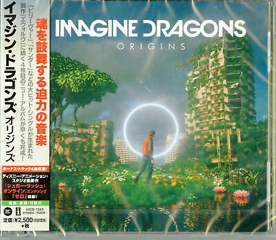 Imagine Dragons-Origins-Japan Cd F56