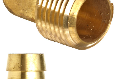 Anderson Metals 738107-08 1//2-Inch  Brass 45-Degree  Low Lead Elbow