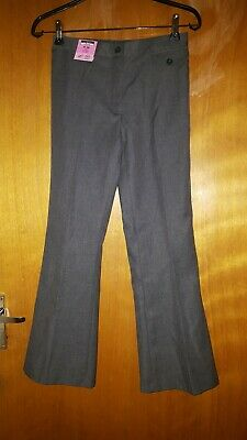 BNWT Girls School Trousers Age 9 - 10 Yrs