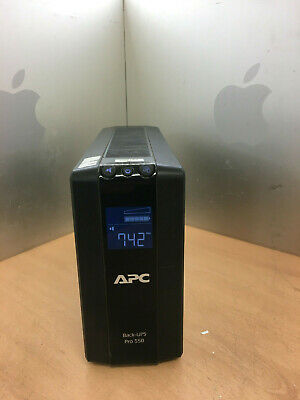 APC Back-UPS uninterruptible power supply (UPS) Line-Interactive 550 + BATTERY