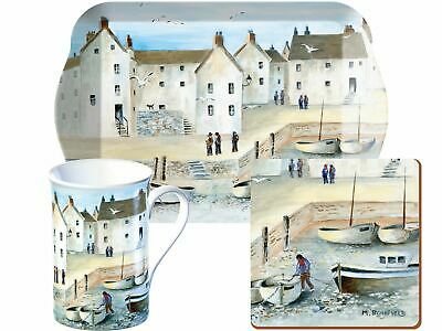 2x Creative Tops Cornish Harbour Time For Tea Gift Set