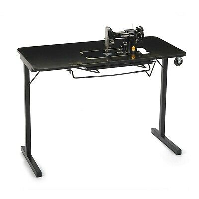Heavyweight Sewing Table for Singer Featherweight 221 and 222 Sewing Machines