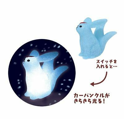 Final Fantasy XIV FFXIV 14 Emerald Carbuncle Room Light TAITO Prize Toy Toreba