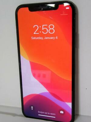Apple iPhone X  64GB Space Gray (AT&T-Unlocked) A1901~Face/Thumb ID~Adult Owned