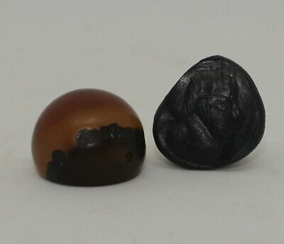 Superb Quality Ancient Carved Agate Seal - Circa 500Bc  - 0032