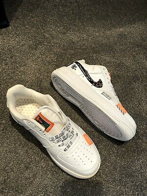 NIKE AIR FORCE AF1 Special Edition Size 35 ( UK 2.5/3 ) Ladies Kids