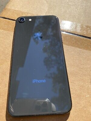 Apple iPhone 8 Plus - 64GB - Space Gray (Cricket) A1897 (GSM)