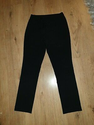 Girls School trousers AGE 11 New Look BLACK