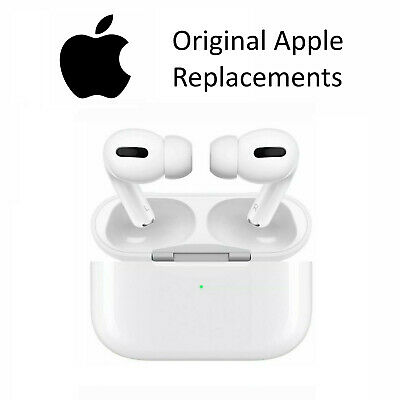 New Genuine Apple AirPods 2nd Generation Air Pods Select Left Right or Both USED