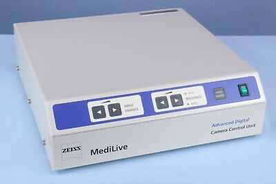 Zeiss MediLive Advanced Digital Camera Control Unit with Warranty!
