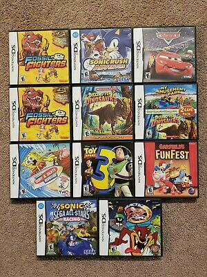 Nintendo DS Games!  You Choose from Large Selection!