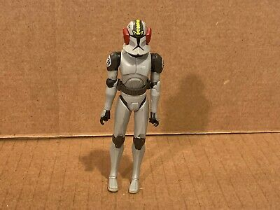 Star Wars Clone Wars Stealth Ops Trooper Blackout Action Figure