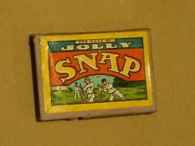 Vintage Playing Cards - 'A Jolly Game of Snap' featuring sports c1940s