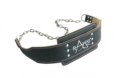 Rappd Heavy Duty Leather Dip Belt